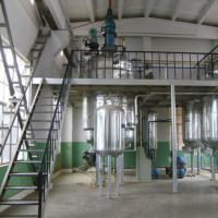 米糠油加工成套设备