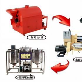 小型食用油加工设备